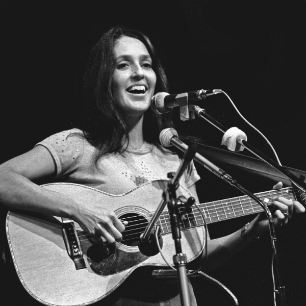 Joan Baez - Just A Four Letter Word