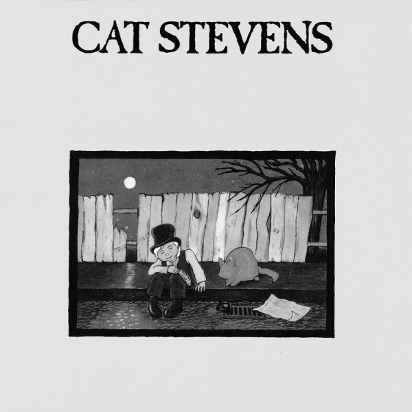 Cat Stevens - How Can I Tell You